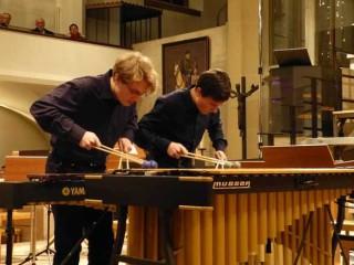 Ingo Reddemann und Jonas Krause