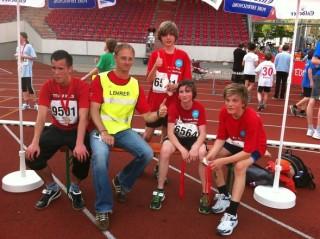 Mini-Marathon 2012